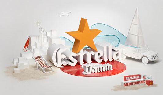 Serial cut - Estrella Damm