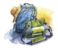 Travel Bags for Greece