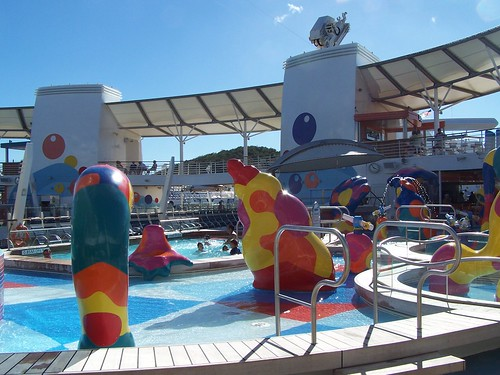 Oasis of the Seas Kids Pool And Water Park