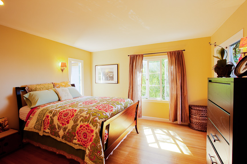 modern bedroom paint colors