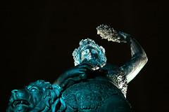 Bavariastatue - Closeup