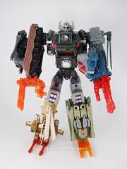 Transformers Bruticus Maximus Universe - modo combinado