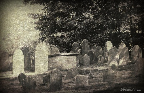 Old Norwichtown Burial Grounds