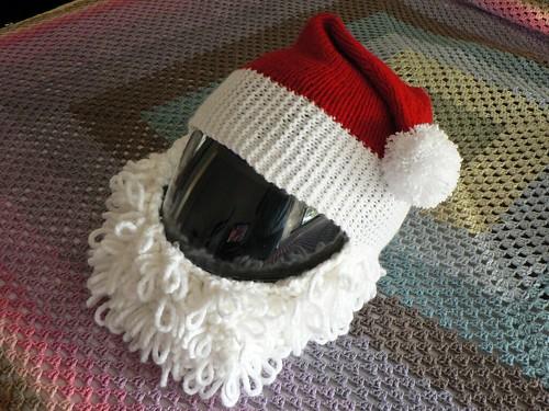 Santa Helmet v2.0