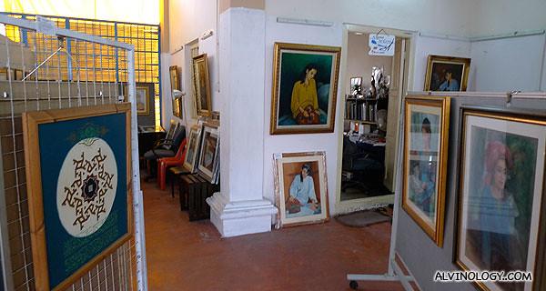 Art pieces for sale
