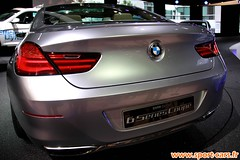 BMW concept 6 mondial automobile 19