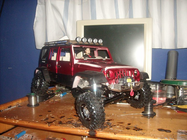 Jeep JK Blue HEMI 5049008012_ffceed4424_z