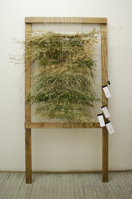 Weaving the Grasses of America: part 1 Gowanus