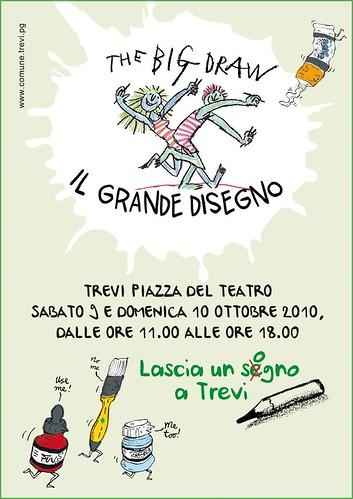 THE BIG DRAW - IL GRANDE DISEGNO