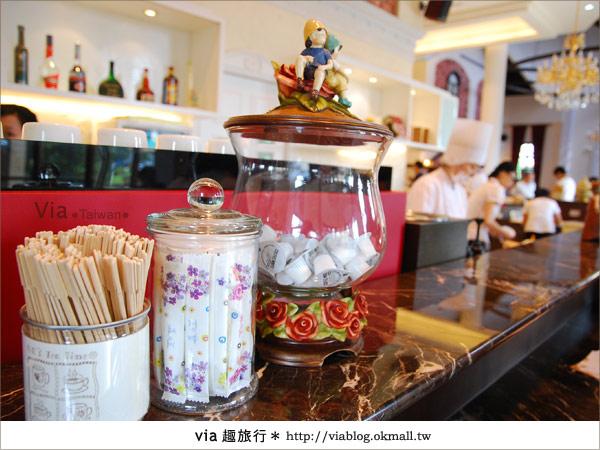 【台中】富林園洋菓子~夢幻童話建築及蛋糕的美妙結合16
