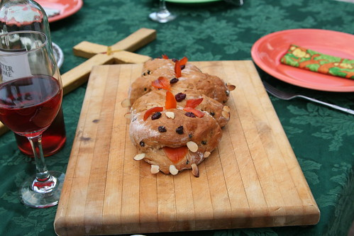 The First Dragon Bread to Be Eaten for Michaelmas Dinner
