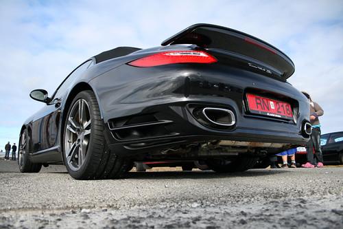 Porsche 911 Turbo S Cabriolet. Porsche 911 Turbo S Cabriolet