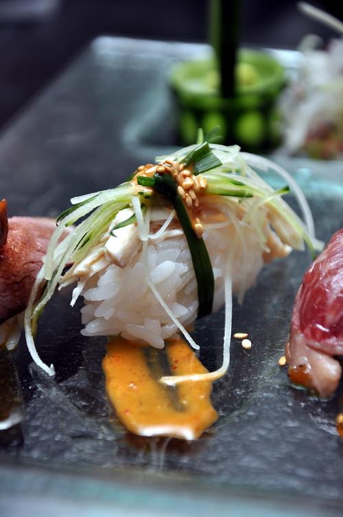 sushi chicken