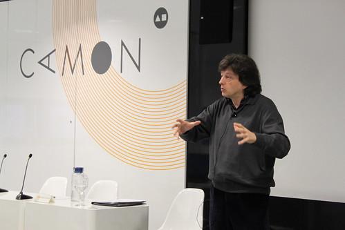 Modelos de negocio en contenidos    digitales en CAMON Madrid