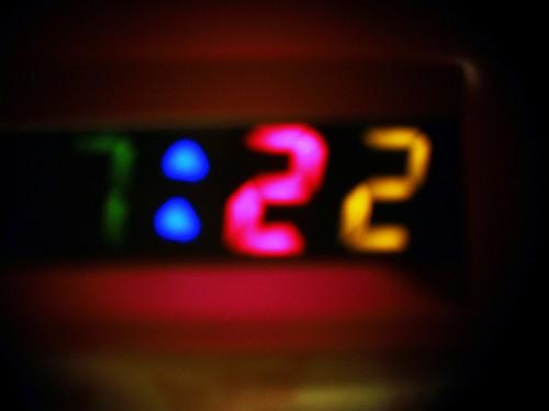 week 29: time