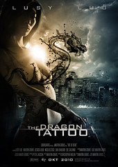 the dragon tattoo (grohsARTig // martin-grohs.com) Tags: film photoshop manipulated movie poster creativity interesting experimental creative surreal competition manipulation kreativitt grohsartg martingrohs grohsartig thedragontattoo