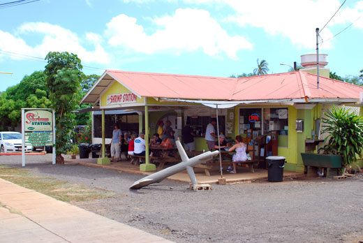 The Shrimp Station, Waimea