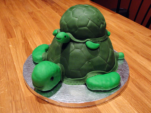 MamaWas Cake Journey One turtle two turtleTurtle Cake