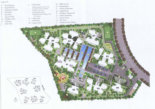 Site Plan (Brochure)