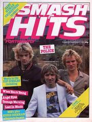 Smash Hits, August 23 - September 5, 1979