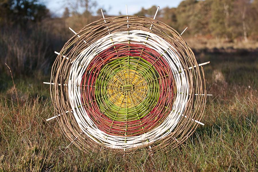 5 Colour Weave Wheel
