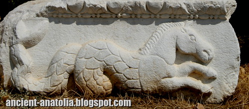Power of the Sea: Hippocamp at Antiochia in Pisidia