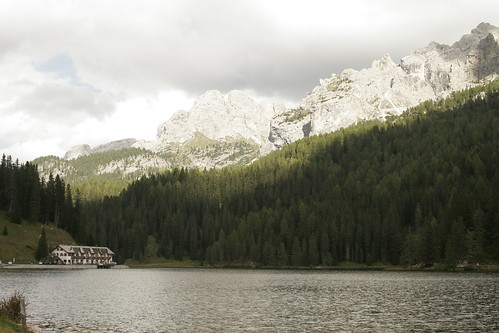 Dolomites, Italy,  Tre Cime day 1