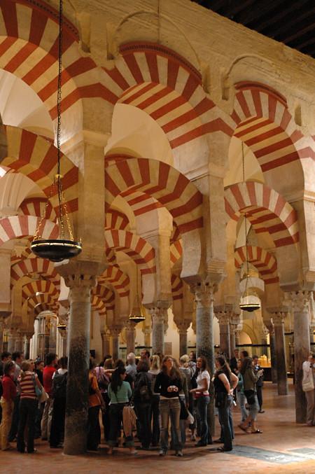 La mezquita catedral de c rdoba de noche selectahotels - Mezquita de cordoba de noche ...