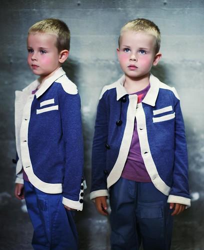 Moda infantil, nueva marca de ropa para niños y para niñas, No Venimos de Paris