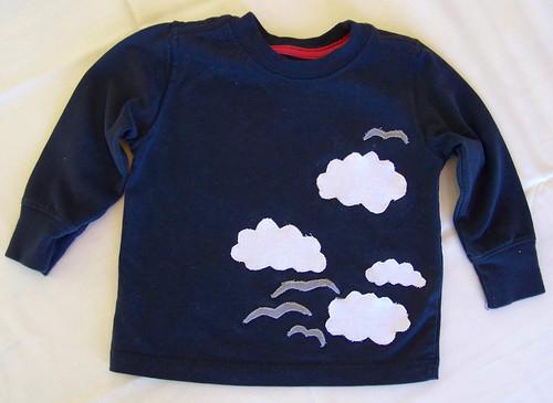 Baby J Skyscape TShirt