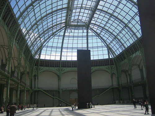 Richard Serra, Grand Palais, Paris 2006 - 6
