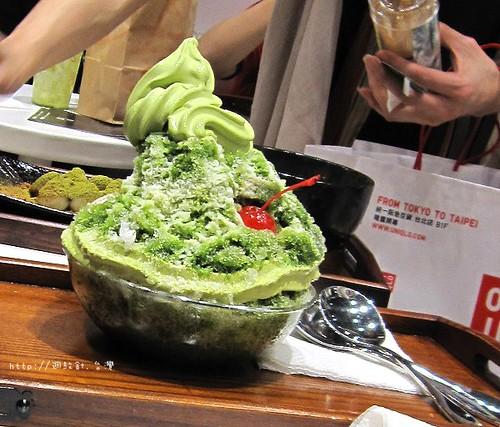 Tsujiri嚴選特製刨冰小倉之春