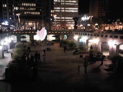 Underground Philadelphia at Dilworth Plaza