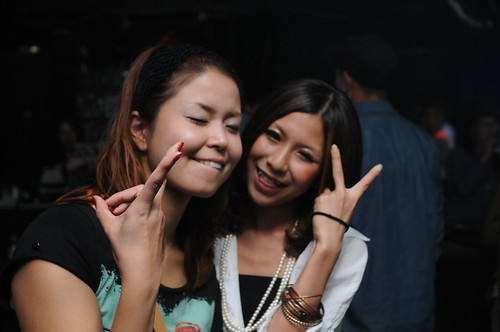MICOWBER NIGHT @club CIPHER 2010/09/24
