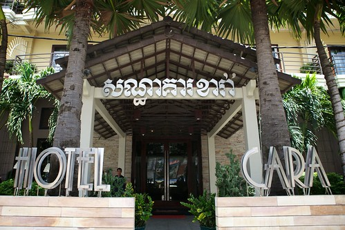 Review of Hotel Cara, Phnom Penh, Cambodia