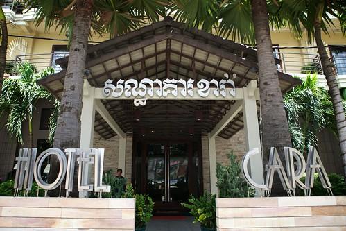 Review of Hotel Cara, Phnom Penh, Cambodia