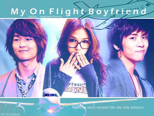 My On Flight Boyfriend - jonghyun onew shinee - main story image
