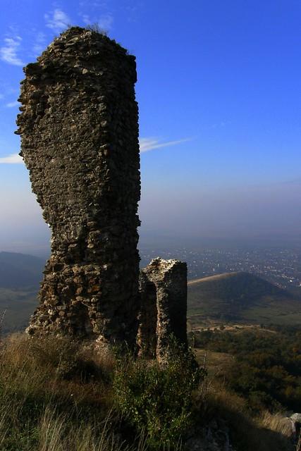 Cetatea Şiria-jud.Arad