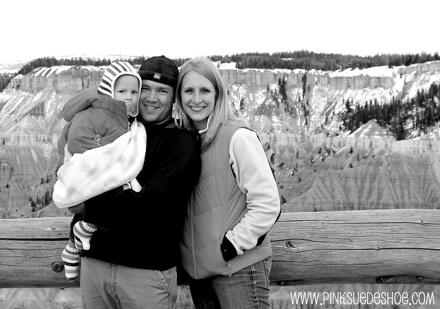 Freezing at Cedar Breaks