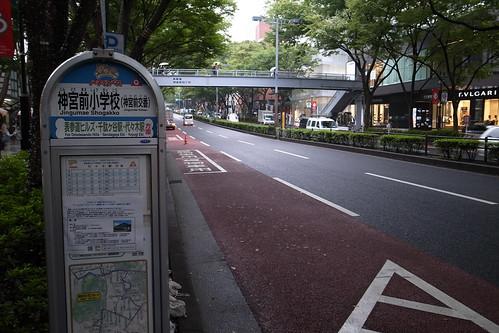 表参道 2010.10.9