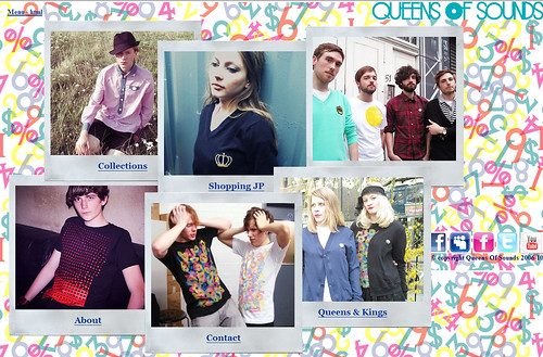 Queens Of Sounds Top page  image. Enjoy move away these photo!