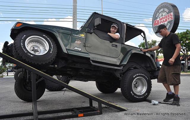 Oct 9th, 2010 Car Crush at 4 Wheel Parts West Palm 5072838083_0233303faa_z