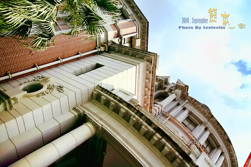 監察院|古蹟巡禮|捷運善導寺古蹟景點
