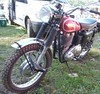 20eme Norman Scramble Matchless G80 500 1968