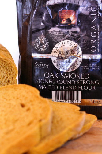 Oak smoked bread flour 9935 R