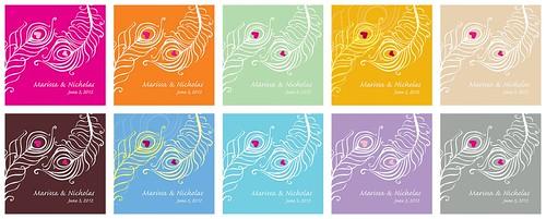 Elegant 2011 Wedding Color Trends Design Inspirations