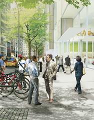 NYU Plan Mercer Street