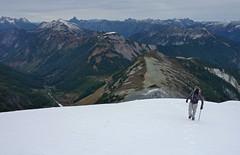 P1020472.2 (quinnloganmckee) Tags: hike cascades mountaineer northcascades mtshuksan ruthmt