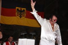 The Ultimate Elvis Sighting (jayinvienna) Tags: dulles oktoberfest germanbeernight germanbeernight2010