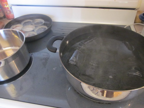 Boiling for sterility